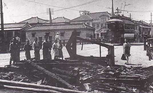 日比谷焼打事件の被害状況